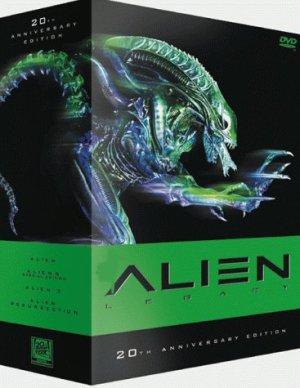 Konvolutet till svenska utgåvan av Alien Legacy